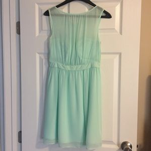 f3fb4f05392 Tevolio Dresses - Target Mint Bridesmaid Dress